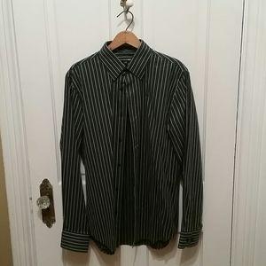 Men's dress shirt with matching tie